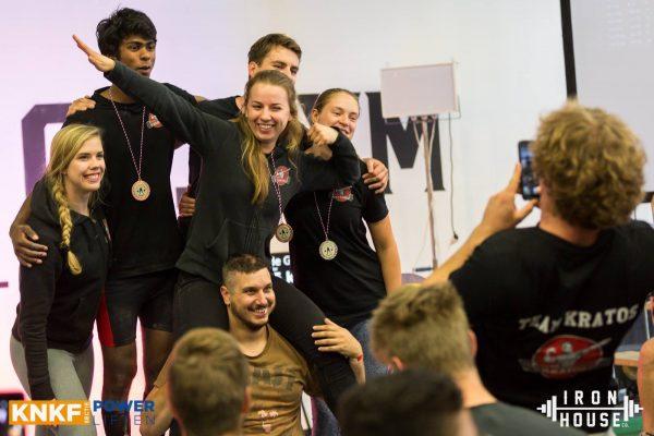 NK Powerlifting Junioren 2018