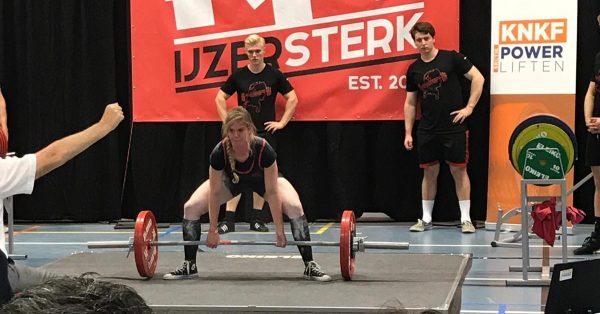 NSK Powerlifting 2018