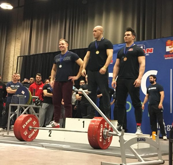 DRC Cup Powerlifting 2018